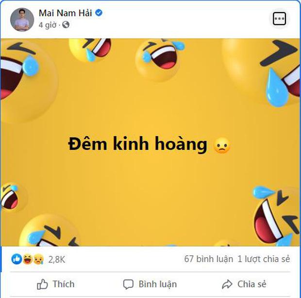 """Hậu 8/3, bạn trai Minh Nghi phải thốt lên """"đêm kinh hoàng""""!"""