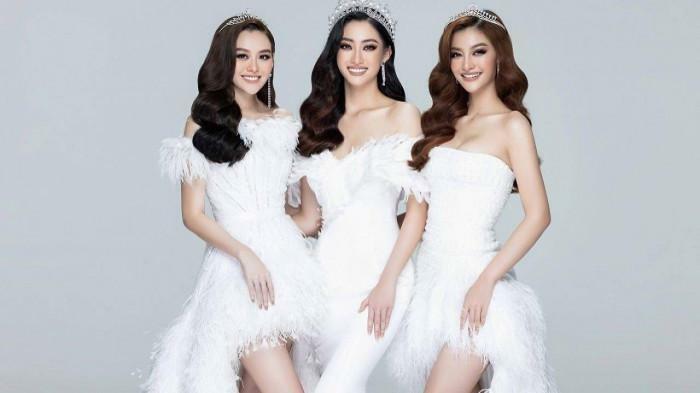 Khởi động Miss World – Vietnam 2021, Lương Thùy Linh khoe chân dài 1m22
