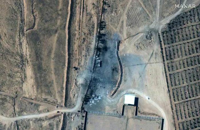 """Cuộc tấn công của Mỹ vào Syria là """"món quà"""" cho khủng bố IS?"""