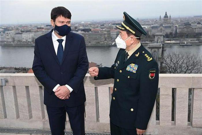 Chuyến công du đầy toan tính của Bộ trưởng Quốc phòng Trung Quốc tới châu Âu