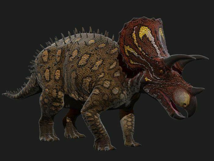 Hé lộ bất ngờ về màu sắc của các loài khủng long
