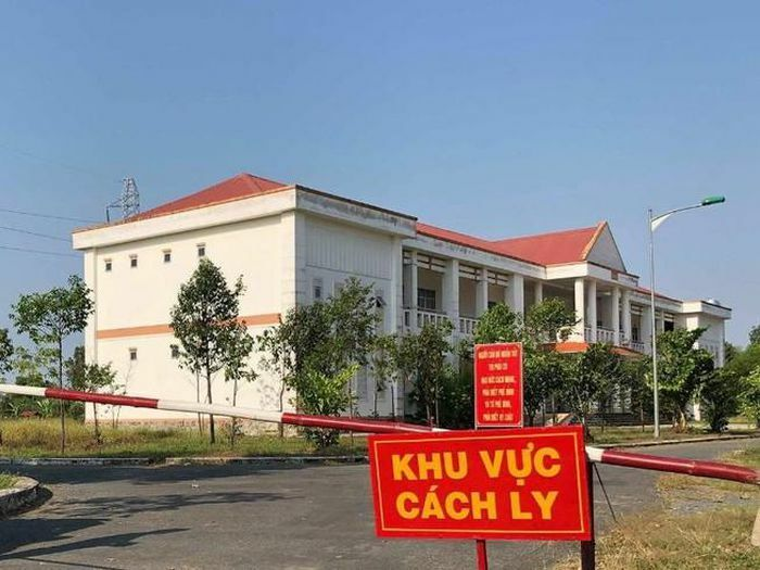 Cần Thơ: 4 người Trung Quốc nhập cảnh trái phép âm tính lần 1