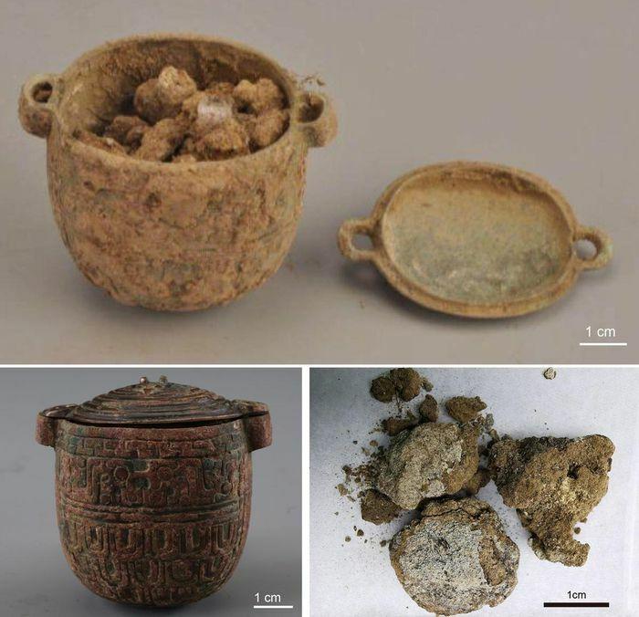 Kem trắng da 2.700 tuổi của nam quý tộc Trung Quốc
