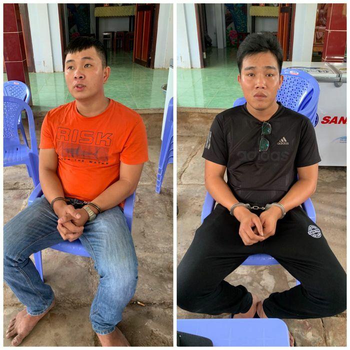 Bắt 2 thanh niên đánh, cướp súng của cảnh sát hình sự tại Tiền Giang