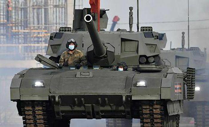 """Siêu tăng Nga có khả năng """"tự chọn mục tiêu"""""""