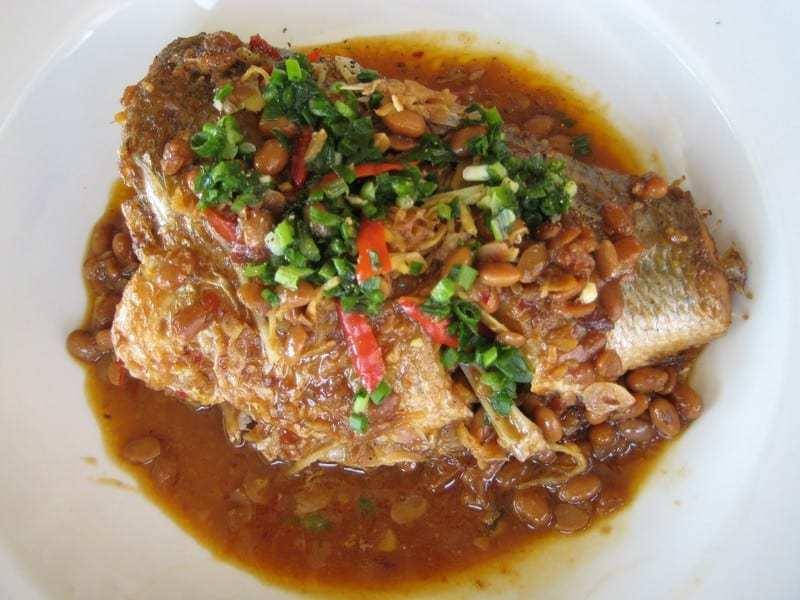 Tương hột trong ẩm thực dân dã của người miền Tây