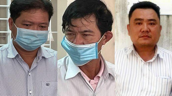 Bắt 3 cán bộ thuế ở An Giang