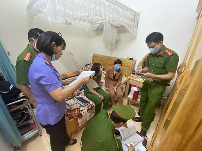 Bắt tạm giam cựu Giám đốc Sở Y tế tỉnh Sơn La