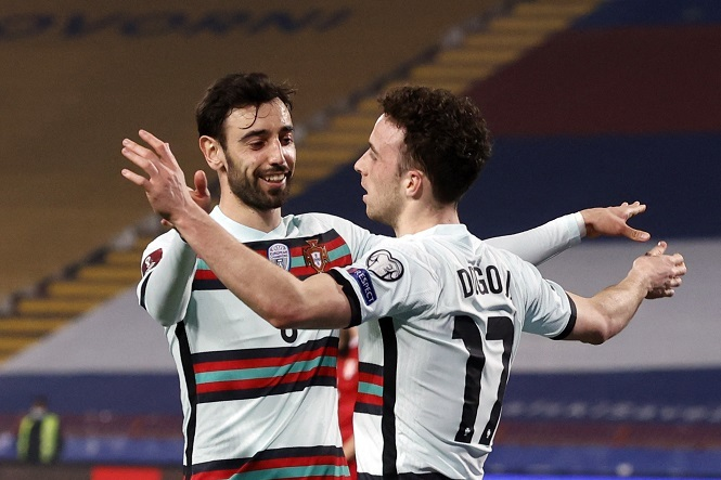 Bruno Fernandes phấn khích vì sao Liverpool