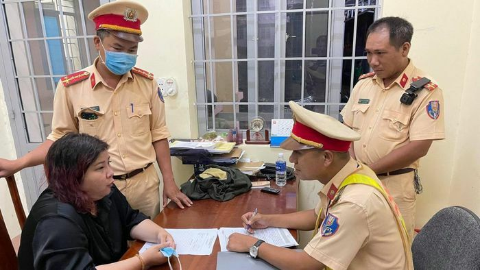 Cảnh sát giao thông Đắk Lắk kịp thời bắt giữ đối tượng bắt cóc trẻ em