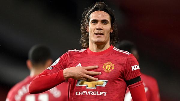 Cavani chỉ nói 5 từ sau những đồn thổi về tương lai ở Man Utd