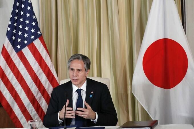 Mỹ, Nhật cùng cáo buộc Trung Quốc 'gây bất ổn'
