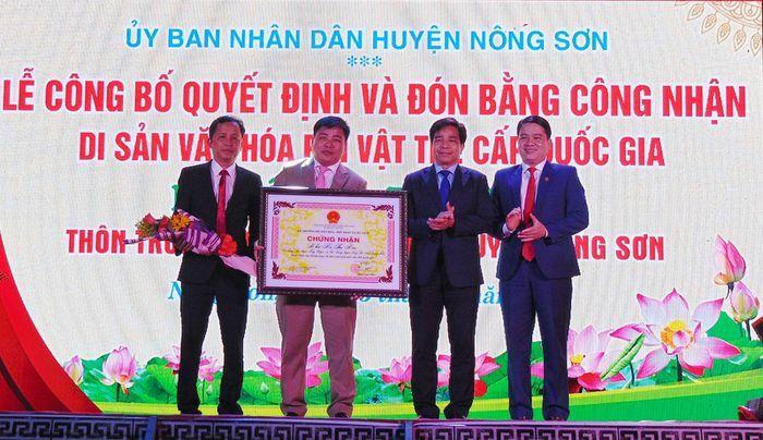 Quảng Nam: Lễ hội Bà Thu Bồn được công nhận Di sản Văn hóa phi vật thể cấp Quốc gia