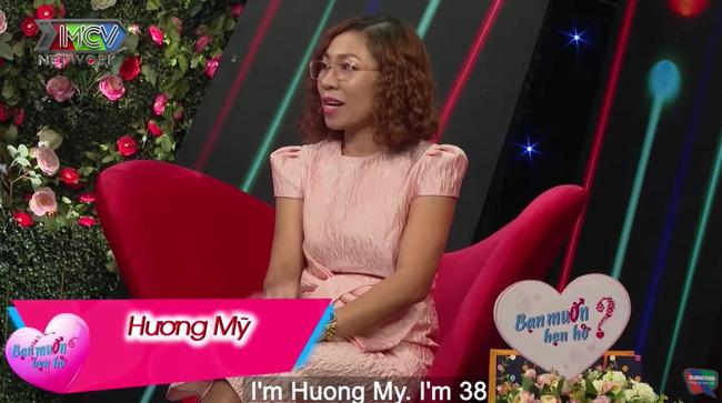 Bạn muốn hẹn hò: Nữ tài xế U40 lên cơn tăng xông khiến Hồng Vân hốt hoảng buộc chương trình dừng lại