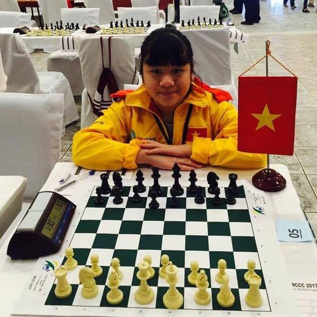 Nữ sinh 14 tuổi ở Thái Nguyên vô địch cờ vua thế giới, nhìn bảng thành tích 'khủng' mà ngưỡng mộ