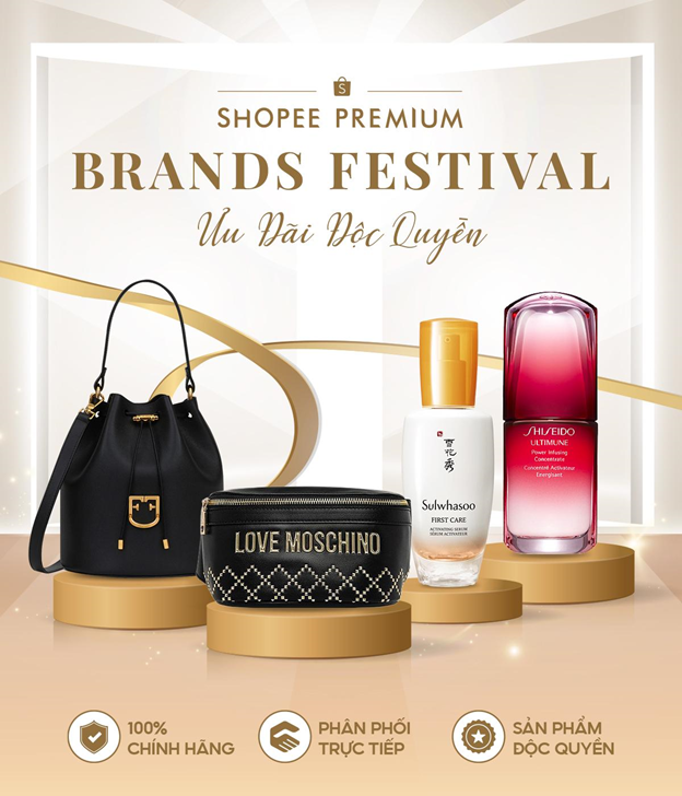 """4 điều không nên bỏ lỡ trong """"Siêu hội mua sắm"""" của Shopee"""