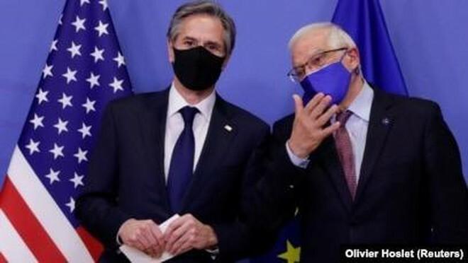 Mỹ – EU kết hợp ứng phó thách thức từ Nga, Trung Quốc