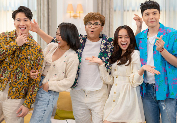 Việt – Hàn hợp tác trong gameshow mới
