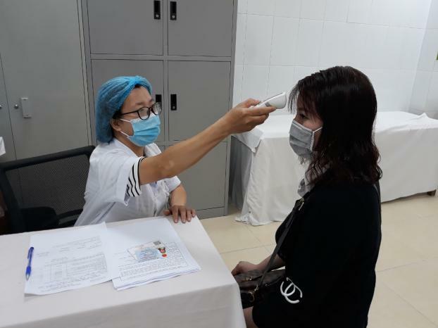 Sẽ có 150 cán bộ, nhân viên y tế của Trung tâm Cấp cứu 115 Hà Nội được tiêm vắc-xin