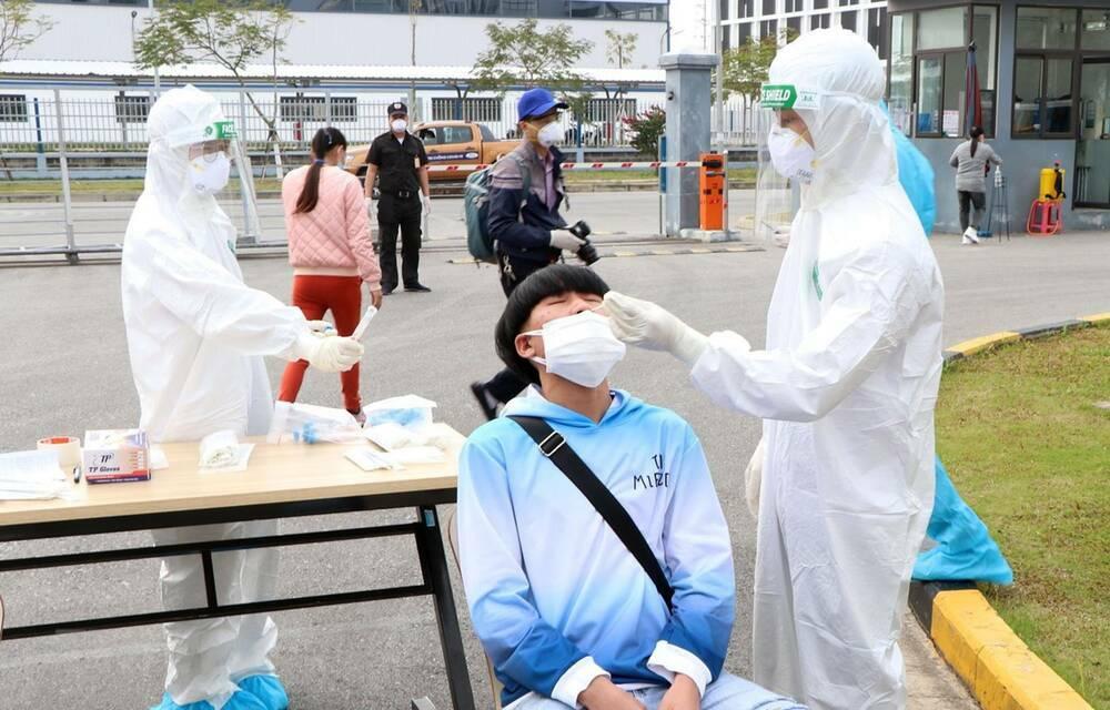 Thêm 7 ca mắc COVID-19 mới tại Việt Nam: Hải Dương thêm 5 trường hợp