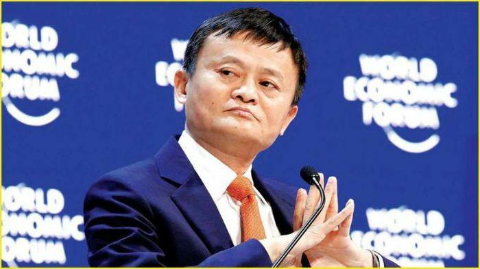 Tỷ phú Jack Ma mất ngôi vị người giàu nhất Trung Quốc