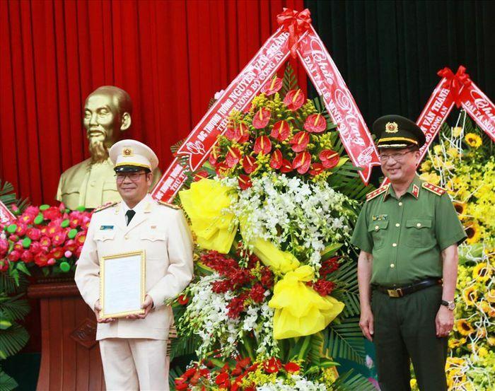 Đại tá Lê Vinh Quy làm Giám đốc Công an tỉnh Đắk Lắk