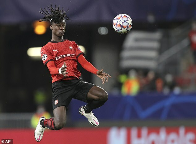BẢN TIN TỐI 30/3: 'Camavinga có thể đến Premier League'