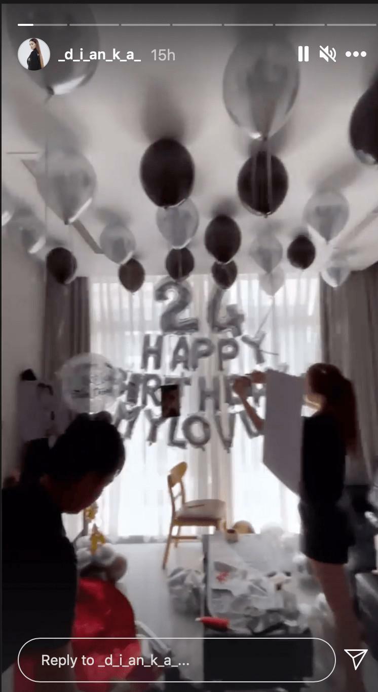 """Bùi Tiến Dũng nhận """"món quà đặc biệt"""" từ bạn gái Tây dịp sinh nhật"""