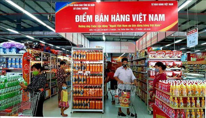 Giữ thị phần Việt trên 85% trong các kênh phân phối hiện đại