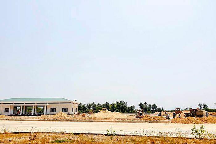 Tháng 6, sẽ khai thác bến xe khách Vạn Ninh