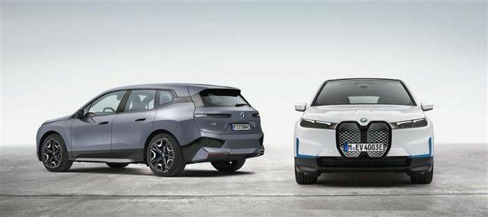 Chi tiết mẫu SUV điện BMW iX ra mắt cuối năm nay