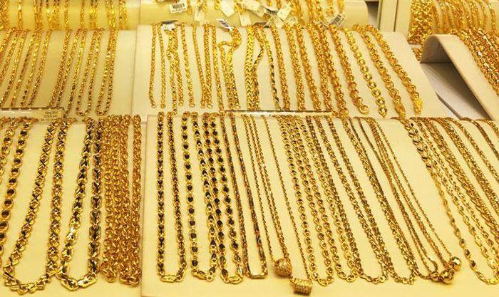 Tuần biến động mạnh trên thị trường vàng