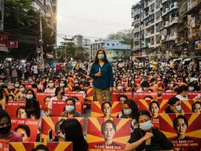 Mỹ cấp quy chế bảo vệ tạm thời cho công dân Myanmar