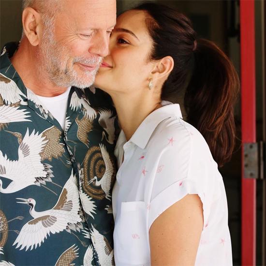 Vợ chồng Bruce Willis kỷ niệm 12 năm cưới