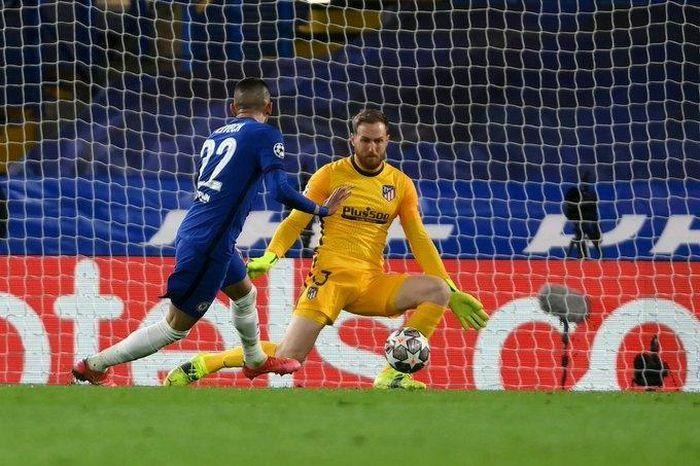 """Sao """"thất sủng"""" lên tiếng, Chelsea loại Atletico ở vòng 1/8 Cúp C1"""