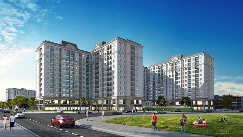 """FLC Premier Parc: """"Cháy"""" đặt chỗ căn hộ diện tích 52 m2 toà chung cư cao cấp Hausman"""