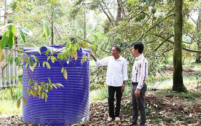 Ứng phó biến đổi khí hậu tại đồng bằng sông Cửu Long