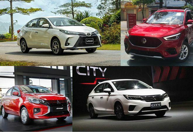 4 mẫu ô tô mới tầm giá 500 triệu đồng cho khách Việt