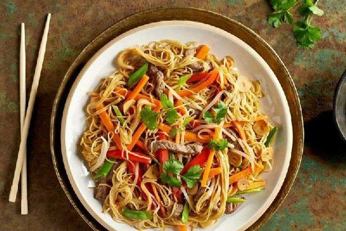Mì xào Chow Mein – Món ngon nổi tiếng vùng đất Trung Hoa