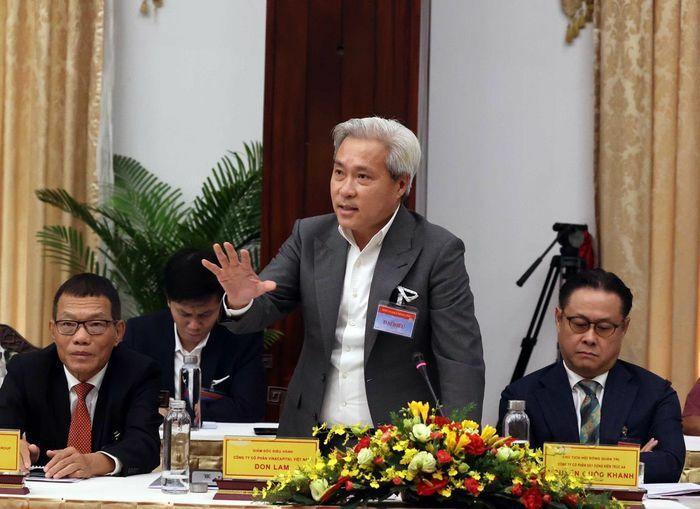 Đối thoại 2045: VinaCapital sẽ đầu tư 10 tỷ USD vào Việt Nam
