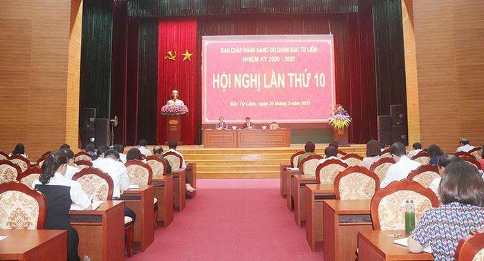 Quận Bắc Từ Liêm: Tổng thu ngân sách đạt hơn 777 tỷ đồng