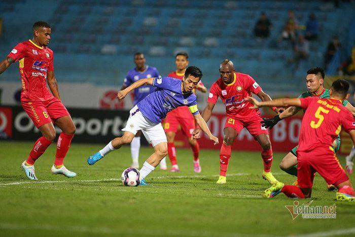 Hà Nội thắng Thanh Hóa trong trận cầu đặc biệt
