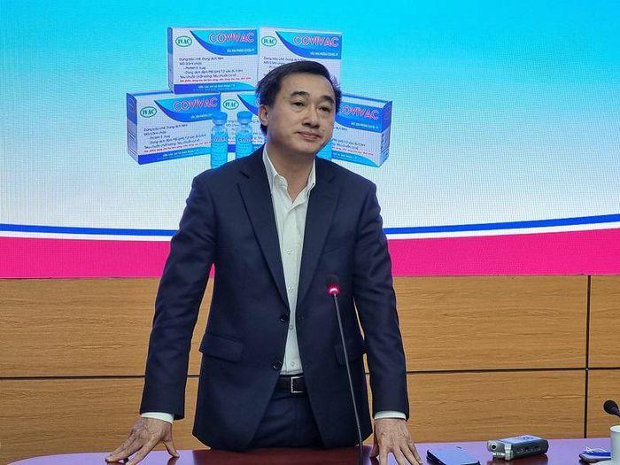 """Lần đầu tiên tiêm thử nghiệm vaccine """"made in Vietnam"""" COVIVAC phòng Covid-19"""