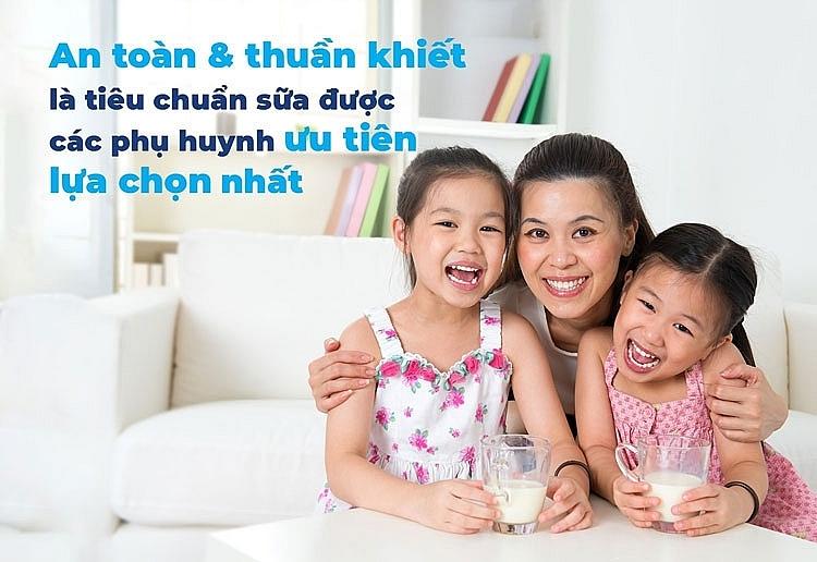 25 năm tại Việt Nam, Cô Gái Hà Lan mang dinh dưỡng an toàn trong từng hộp sữa