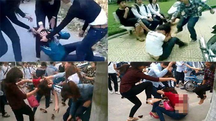 Bạo lực học đường: Cái giá của sự vô cảm?
