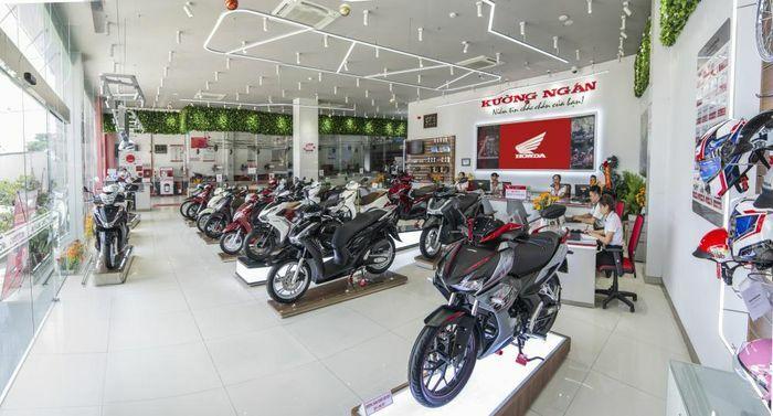Honda Việt Nam đã xuất khẩu gần 10 triệu xe máy sau 25 năm