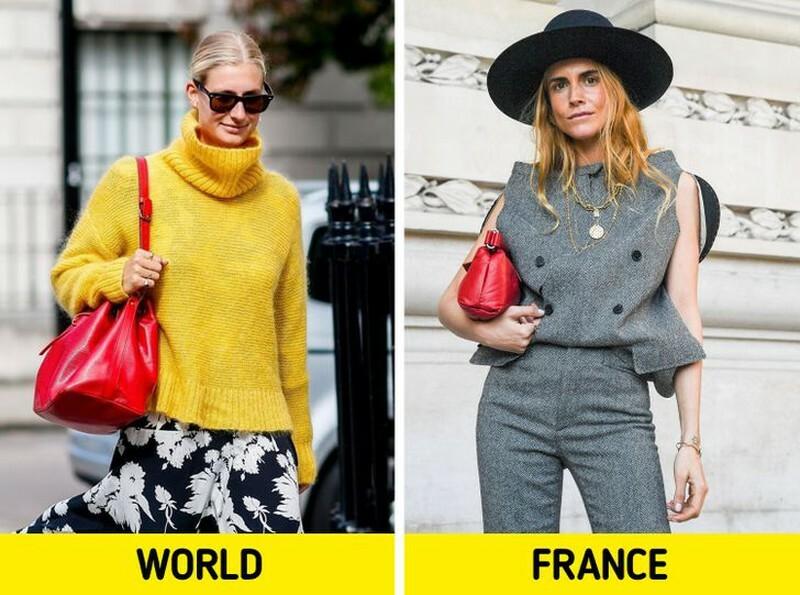 10 mẹo phối đồ siêu đẹp của phụ nữ Pháp ai cũng có thể áp dụng
