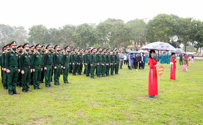 Bộ Tư lệnh Quân khu 3 phát động trồng cây hưởng ứng Chương trình trồng một tỷ cây xanh
