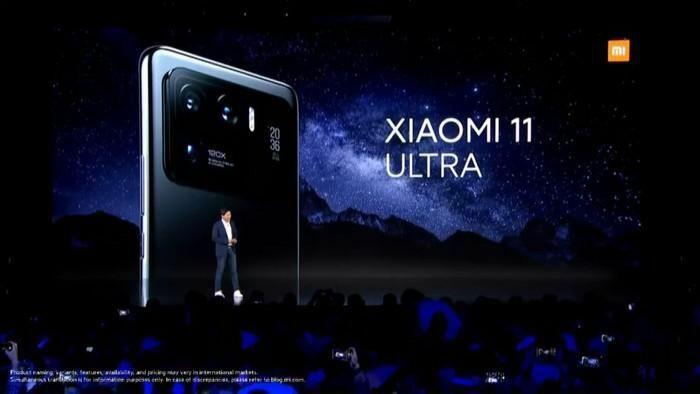 """Xiaomi Mi 11 Ultra – Smartphone """"khủng long"""" của năm 2021 chính thức ra mắt"""