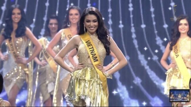 Ngọc Thảo dừng chân top 10 Hoa hậu Hoà bình quốc tế 2020 gây tiếc nuối